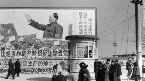 China breaks silence on Red Guard anniversary | Regional Geography | Scoop.it