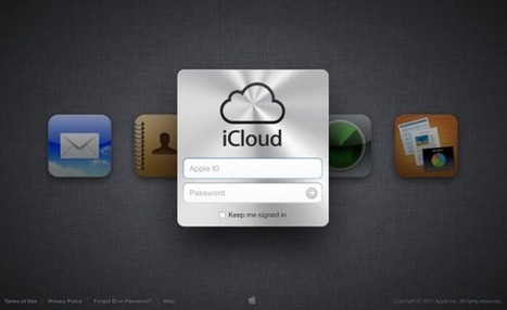 iCloud.com goes live for everyone | iMore | Apple Rocks! | Scoop.it