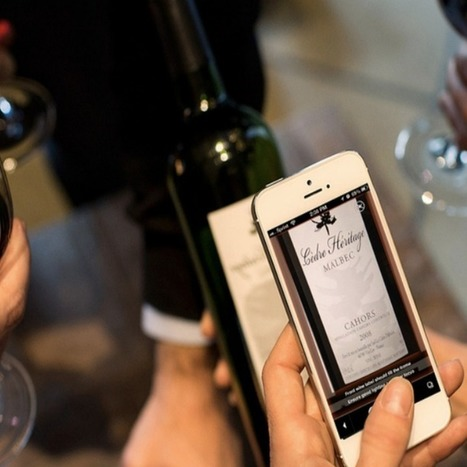 Drync Is the Shazam for Wine | Vitabella Wine Daily Gossip | Scoop.it