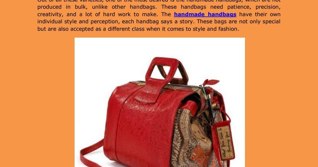 d214532dbb Unique Handcrafted Handbags Made With Pure Style.pdf - Google Drive