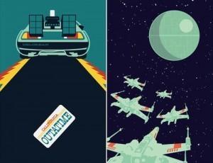 Pop Art Illustrations by Andrew Heath | Pop Culture Ninja | Scoop.it