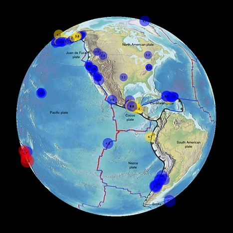 Focus on Earthquakes | 21st Century Homeschooling Apps | Scoop.it