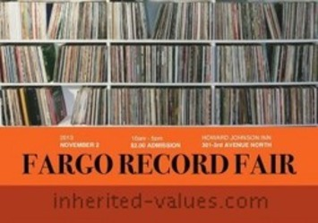 The Fargo Record Fair | Inherited Values | Antiques & Vintage Collectibles | Scoop.it