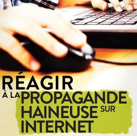 Nouveau programme en ligne visant à contrer la haine et les préjugés dans les médias et sur Internet   sensibilisation aux médias   Scoop.it
