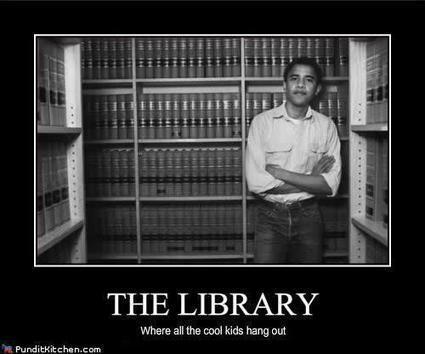 Vous ne savez pas jusqu'où vous irez en fréquentant la bibliothèque... | Communiquer en médiathèque | Scoop.it