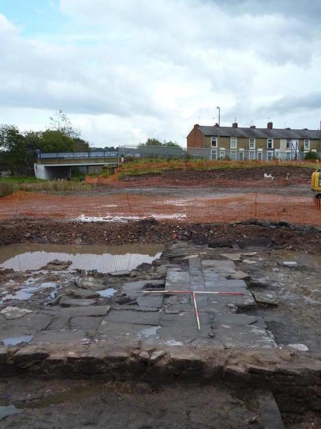 Moorgate Mill, Blackburn | Wessex Archaeology | Archaeology News | Scoop.it