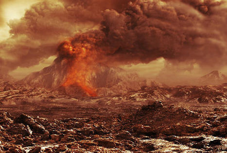 Sulphur Dioxide Detected On Venus Points To Active Volcanoes - RedOrbit | New Space | Scoop.it