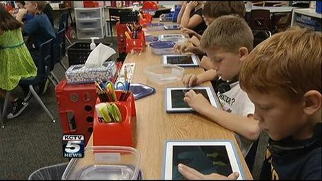 Blue Valley bond vote pumps money for technology into schools   Innovation Spaces in the News, Blue Valley   Scoop.it