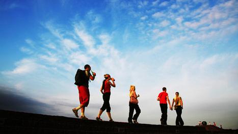 5 ways walking is better than running | Public Health | Scoop.it