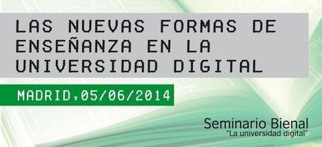 Las nuevas formas de enseñanza en la universidad digital | Las TICs y la Educación 2.0 | Scoop.it