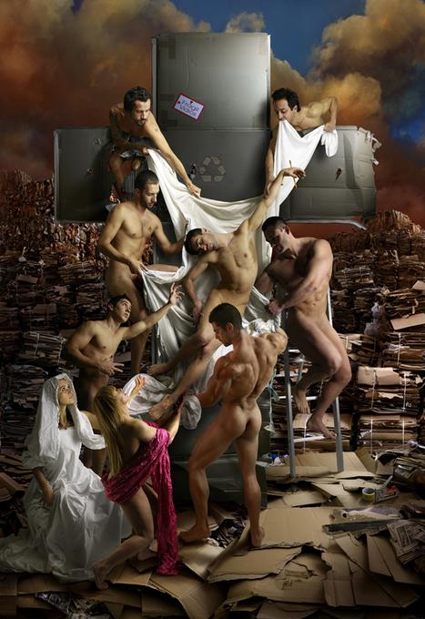 Zé Diogo & Diamantino Jesus (aka DDiarte)   Painter   Photographer   les Artistes du Web   Scoop.it