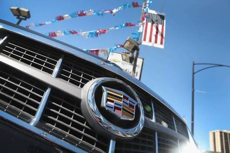 Cadillac Bets on Virtual Dealerships | cool stuff from research | Scoop.it