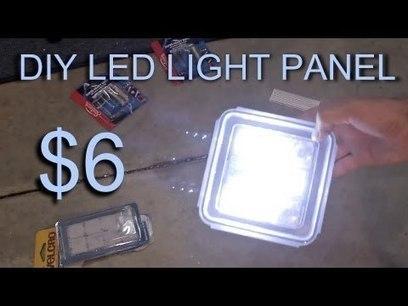 DIY LED Lighting for film, dslr video and photography - YouTube | DSLR video and Photography | Scoop.it