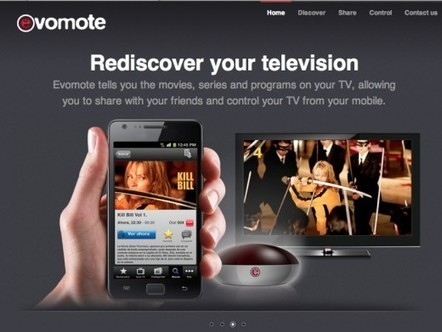 Evomote hopes to improve content discoverability – with the help of your pay TV operator | Télé Connectée | Scoop.it