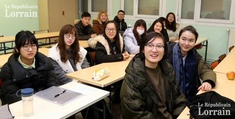 Étudiants chinois à l'IUT : « Longwy est une ville tranquille » | On parle des IUT | Scoop.it