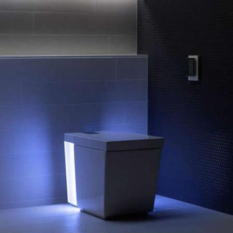 """Kohler's $6,400 Numi Toilet Gets Upgraded With Even More Tech   """"Out of the Box""""   Scoop.it"""