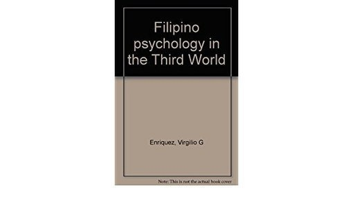 filipino values by virgilio enriquez Defending hiya as a virtue is part of an even wider philosophical project, the move from 'filipino values' to a 'filipino virtue ethics', which i already this new systematization of concepts allows for a greater depth of interpretation of popular filipino values (which we insist are in fact virtues) such.