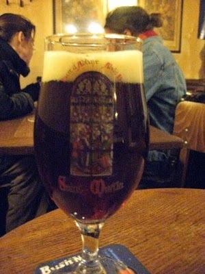 Belgian Beer no.350: Saint Martin Cuvee de Noel | Bières belges | Scoop.it