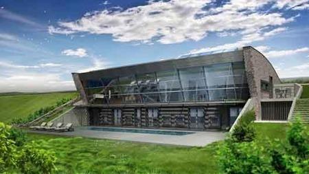 sustainable design of equinox houseignatov