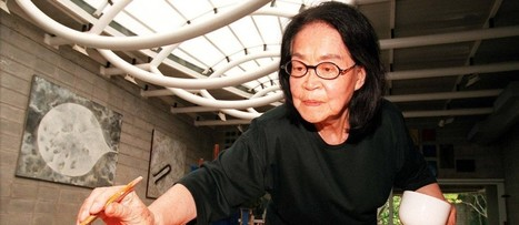 Morre a artista plástica Tomie Ohtake aos 101 anos | No. | Scoop.it