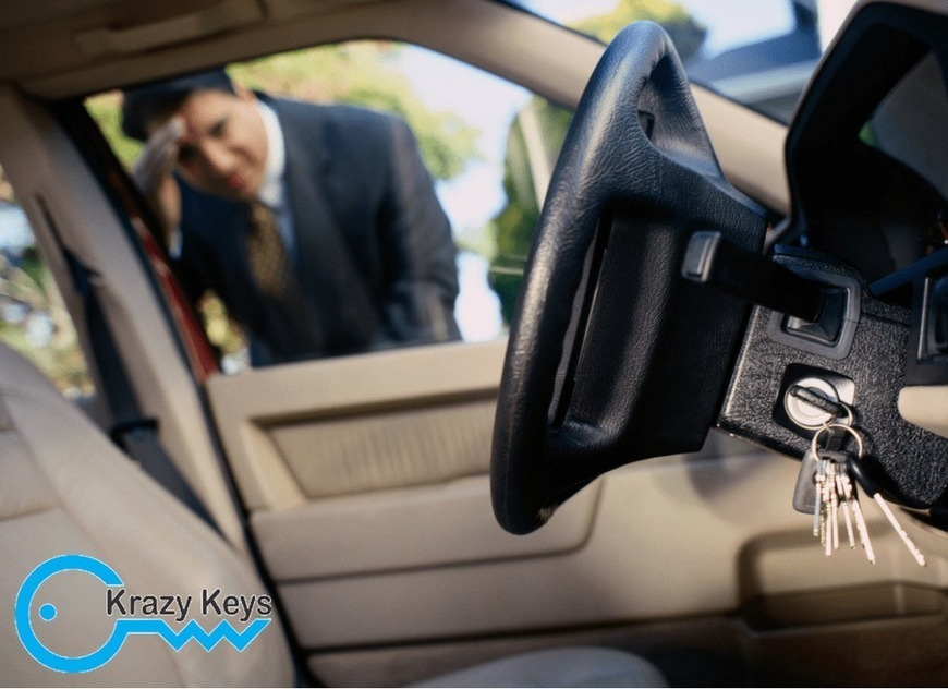 Find The Solution For Lost Car Key Problems K