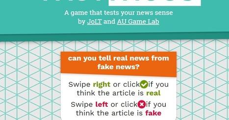 fake news' in iGeneration - 21st Century Education (Pedagogy