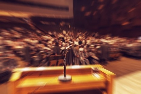 Could this easy 5 step routine cure your stage fright? - Sparkol | Engage Your Audience | Scoop.it