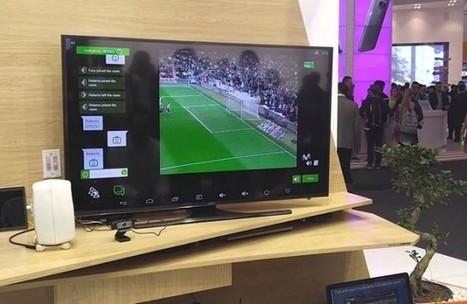 Telefónica integra televisión social e interactividad | Panorama Audiovisual | Big Media (Esp) | Scoop.it