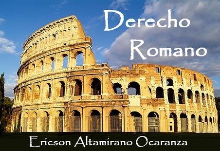 DERECHO ROMANO: DERECHO ROMANO   Derecho Romano   Scoop.it