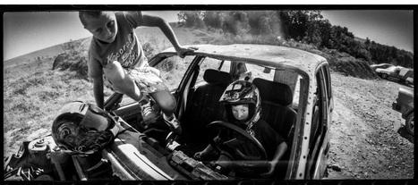 Banger rules | Photographer: Thomas Vanden Driessche | BLACK AND WHITE | Scoop.it
