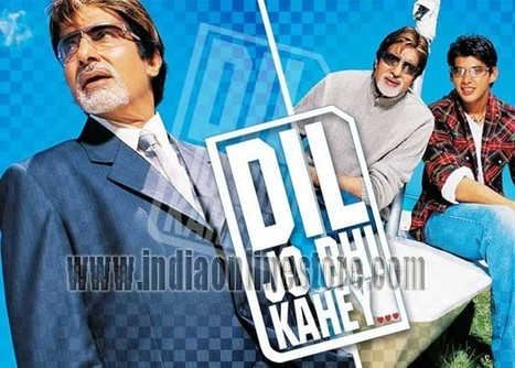 720p full movie download Dil Jo Bhi Kahey hindi