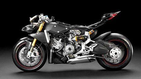 Insane Ducati 1199 Panigale R Superleggera Expected - autoevolution | Ducati | Scoop.it