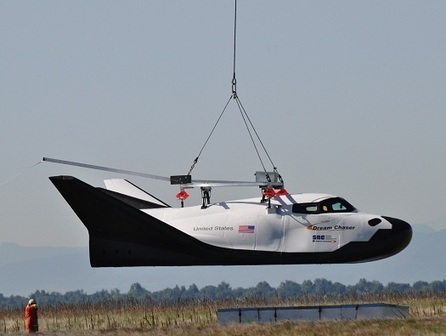CCP Spotlight: Dream Chaser Thermal Protection System to Undergo Tests | Parabolic Arc | The NewSpace Daily | Scoop.it