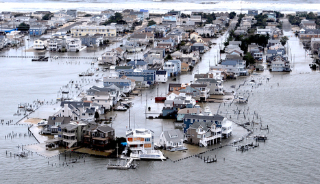 Listening to Hurricane Sandy: Climate Change is Here | Free Online Education Present and Future Technology | Scoop.it
