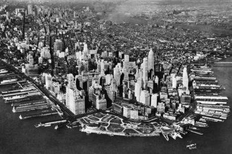 Une application mobile fait remonter le temps dans les rues de New York | Nouvelles | L'office de tourisme du futur | Scoop.it