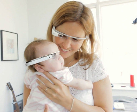 What Will Kids and Babies Who Grow Up with Google Glass be Like? | VIM | Scoop.it