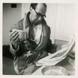 Poet and selfie pioneer: Philip Larkin's photographs offer 'a new perspective' - BBC News   English Literature after 1700   Scoop.it