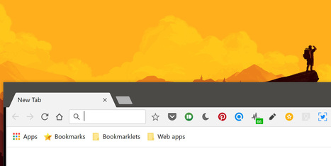 The best Chrome extensions to boost your productivity in 2017 | CiberOficina | Scoop.it