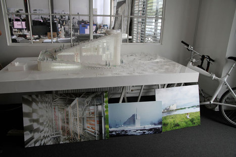 bjarke ingels group: BIG's amagerforbraending ski slope incinerator - designboom | architecture & design magazine | ARCHIresource | Scoop.it