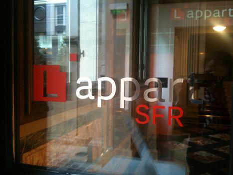 L'appart SFR, un salon de conversation autour du numérique | Knowtex Blog | Cabinet de curiosités numériques | Scoop.it