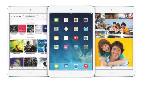 5 iPad upgrades iOS 7 brings to education | iPad:  mobile Living, Learning, Lurking, Working, Writing, Reading ... | Scoop.it