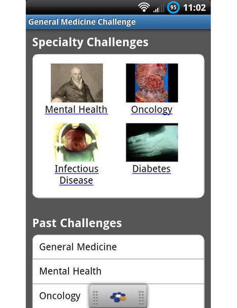 The Smartphone in Medicine: A Review of Current and Potential Use Among Physicians and Students | edusocial computing | Scoop.it