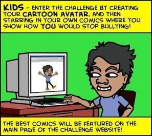 Stop Bullying Speak Up Comic Challenge | Information Technology Learn IT - Teach IT | Scoop.it