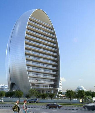 The Oval Atkins World Architecture News Arch
