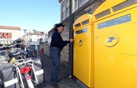 Eure-et-Loir: la Poste lance le portage gratuit des livres à domicile - CharenteLibre | Bibliothèques : portage à domicile | Scoop.it