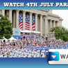 4th of July Parade Live Stream Washington DC Independence Day Parade
