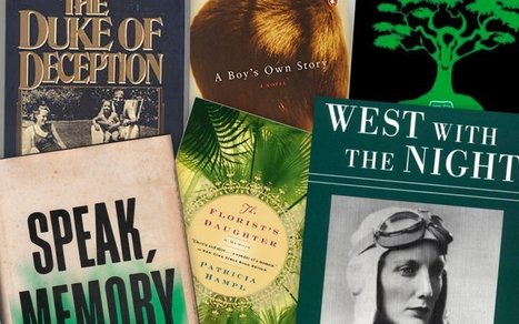 The universal hunt for meaning: 11 memoirs to read now   memoir writing   Scoop.it