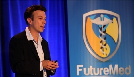 Q&A With Dr. Daniel Kraft, Director of FutureMed At Singularity University | Singularity Hub | FutureChronicles | Scoop.it