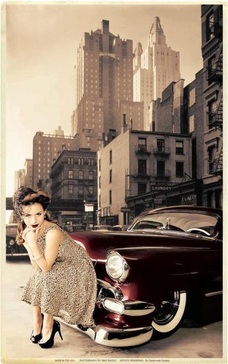 Michael Malak Photography - Everything vintage! | Celebrating Fabulosity: Pinup to Burlesque! | Scoop.it