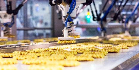 Les robots FANUC aident une biscuiterie belge à augmenter sa production de 50% | Des robots et des drones | Scoop.it